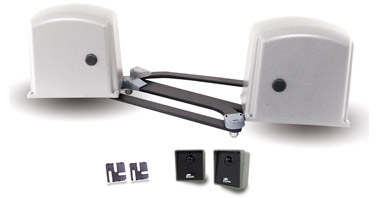Kit MyHook - Articulated Twin Swing Gate Automation Kit