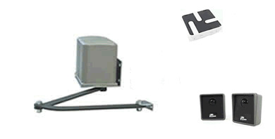 Image for Kit MyHook - Articulated Single Gate Opener Kit