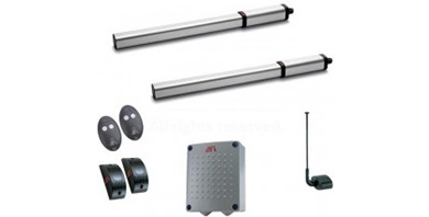 Image for BFT LUX Kit - Double Hydraulic Gate Opener Kit