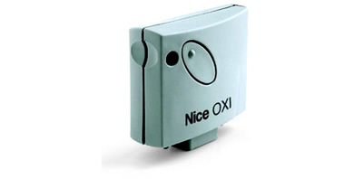 Image for Nice OXI Plug In Receiver 433.90Mhz