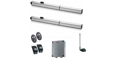 Image for BFT P7/P4.5 Kit - Double Gate Openers