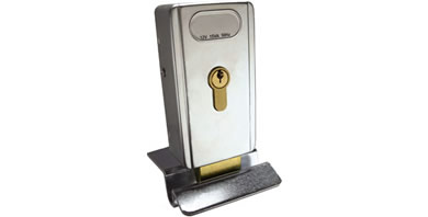 Image for Nice (PLA10) Vertical Electric Lock