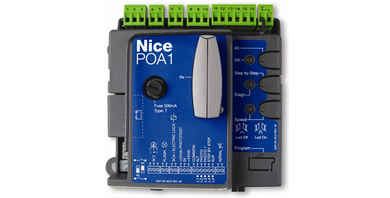Image for Nice Pop Poa1 Control Unit Board Panel