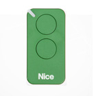 Nice Inti 2 Channel Remote in Green