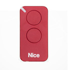 Nice Inti 2 Channel Remote in Red