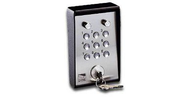 Image for The Came S5000 Galvanised Keypad
