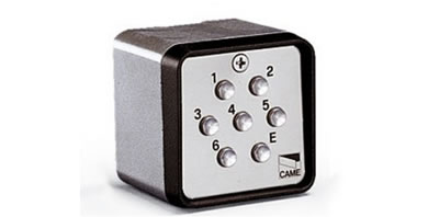 Image for Came S7001 Surface Mounted Keypad Including Card
