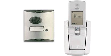 Daitem SC901AU - Wireless Intercom with Push Buttons