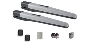 Image for Nice Kit Toona - Linear Arm Double Swing Gate Openers