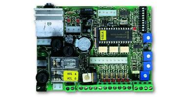 Image for Nice WIL WA20 Control Unit Board Panel